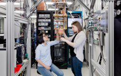 IBM Building Quantum Computers for Business and Science - IBM Q-Credit Connie Zhou for IBM