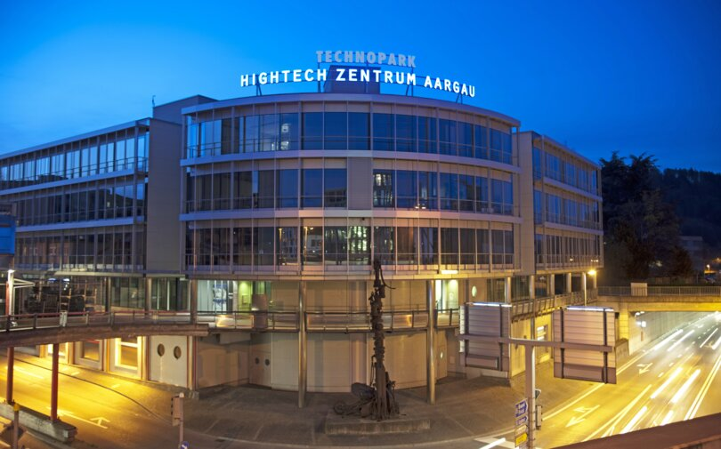 Hightech Zentrum Aargau